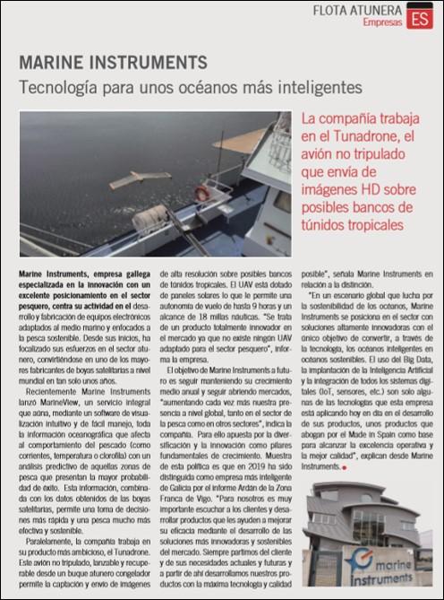 Artículo Industrias Pesqueras